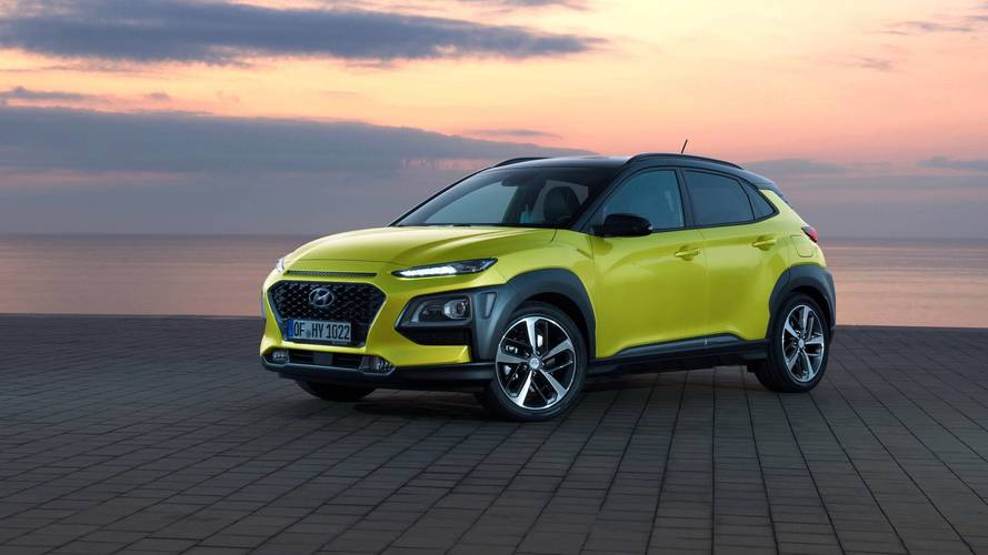 2017 Hyundai Kona 1.0 T-GDi first drive: Striking looks, limited engines