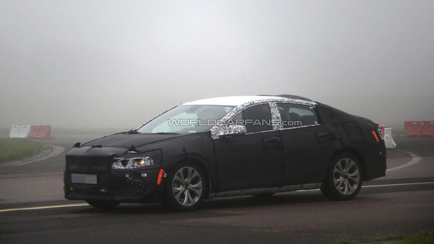 2016 Chevrolet Malibu spied undergoing testing in Germany