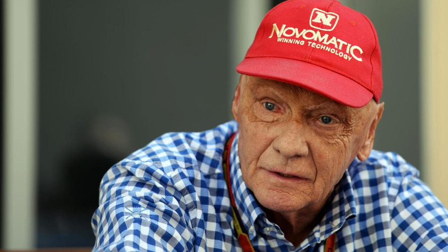 Vienna hospital says Lauda showing 'continuous improvement'