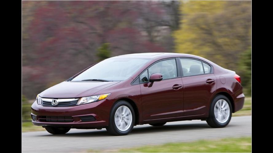 Honda Civic: Die neue Vielfalt
