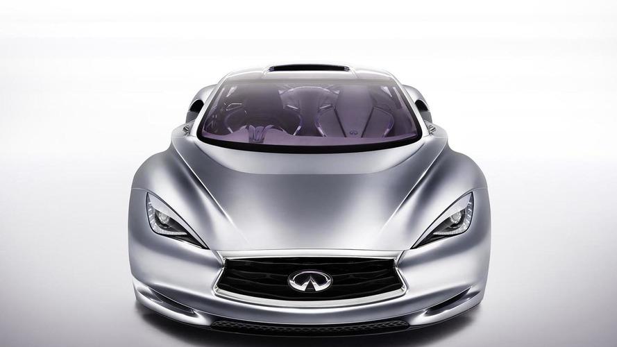 Infiniti Emerg-E concept was based on the Lotus Evora - report