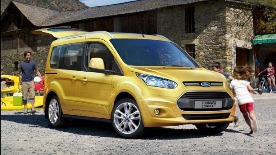 Nuovo Ford Tourneo Connect