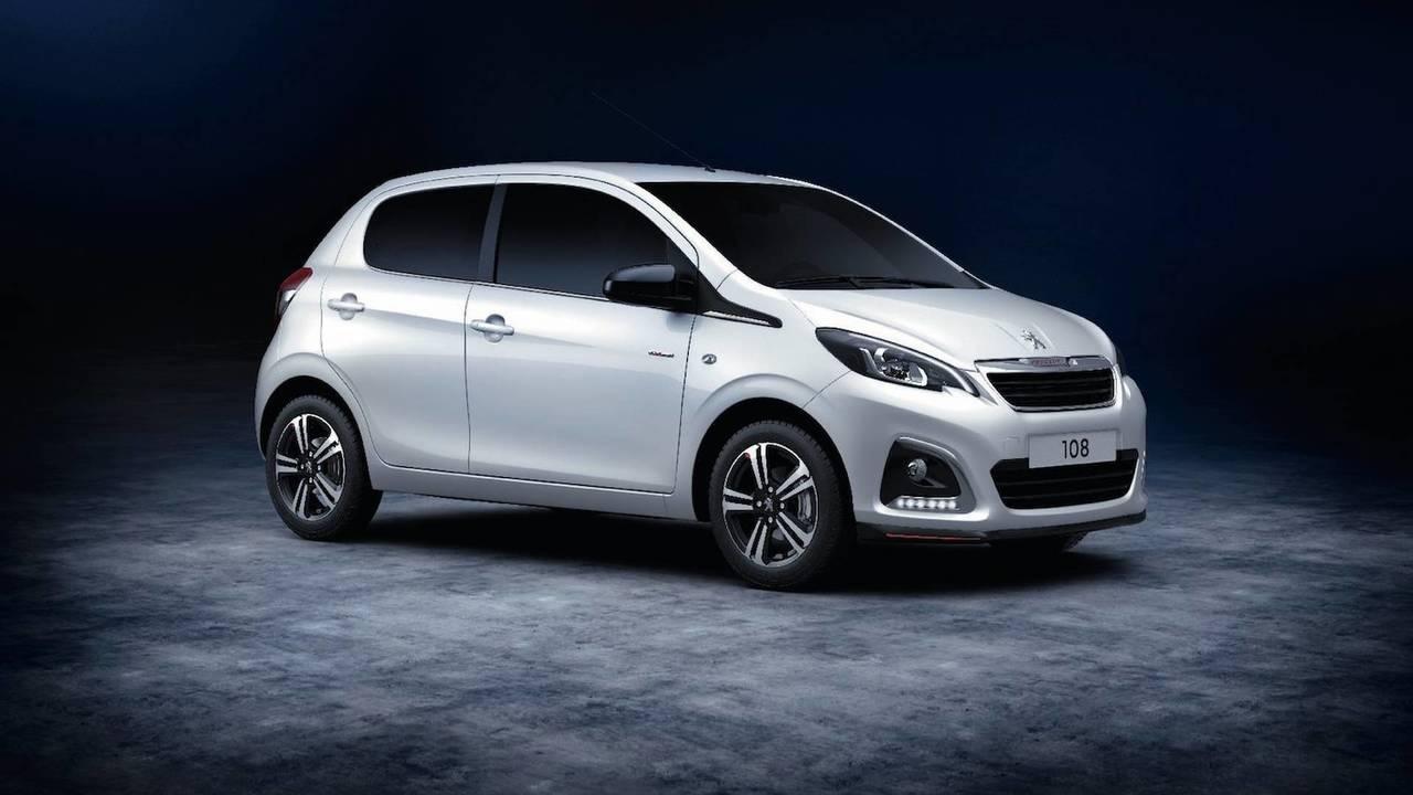 Peugeot 108 2018 y...