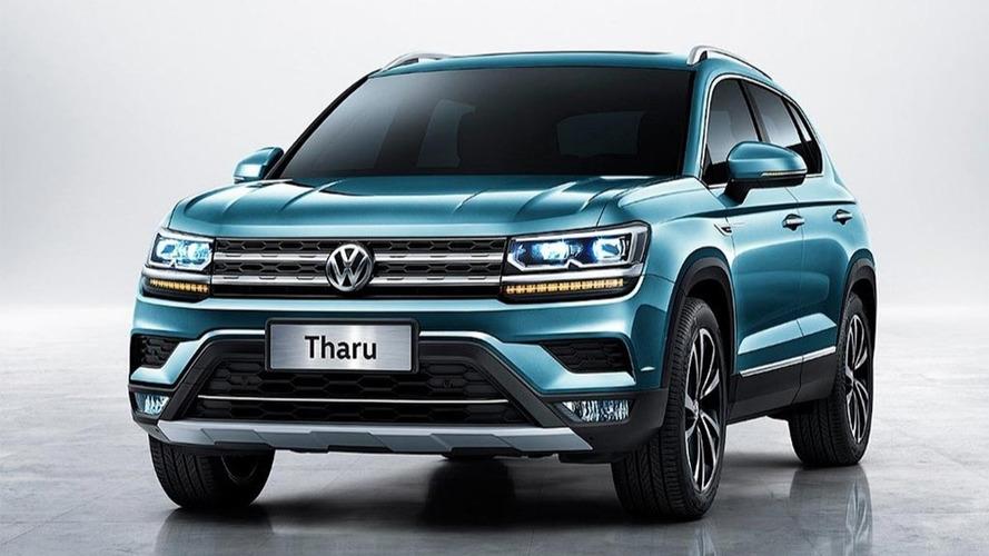 Rival do Compass, Novo VW Tarek aparece em registro brasileiro no INPI