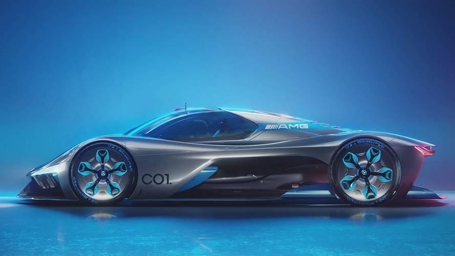 Mercedes-AMG C01 Vision, ¿el futuro sucesor del Project ONE?