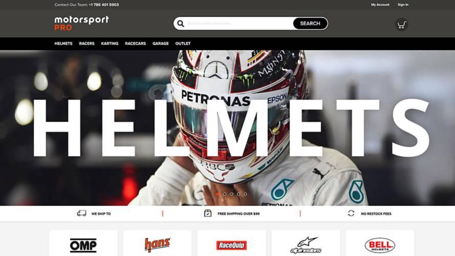 Motorsport Network amplía su plataforma de comercio online, con el lanzamiento de MotorsportPRO.com