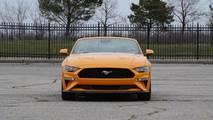 Ford Mustang GT conversível 2018 - Teste