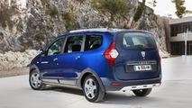 2017 Dacia Lodgy facelift