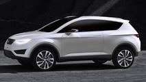 Seat IBX Concept, o futuro Arona