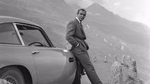 L'Aston Martin DB5 de James Bond