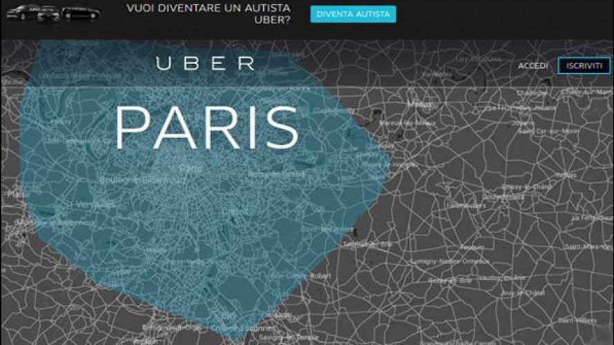 Uber, in Francia deve versare 1,2 milioni di euro ai tassisti