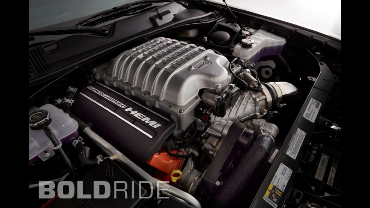 Dodge Challenger Hellcat X