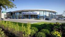 Mercedes-Benz dealership Midtown, Toronto