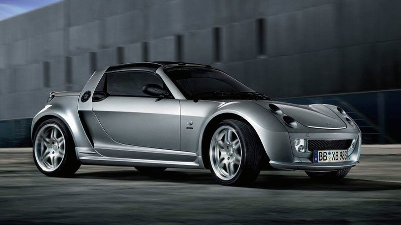 smart roadster-coupé BRABUS Xclusive