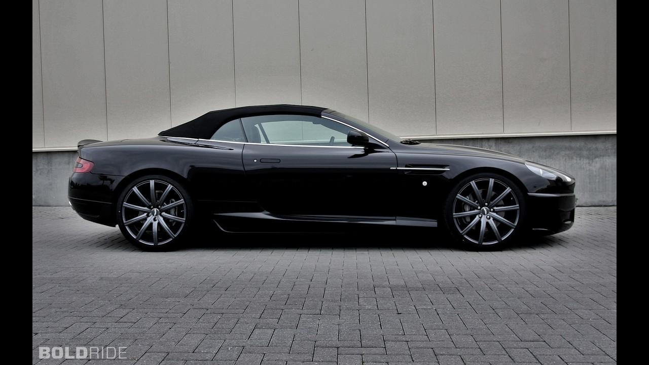 Wheelsandmore Aston Martin Db9 Convertible Motor1 Com Photos