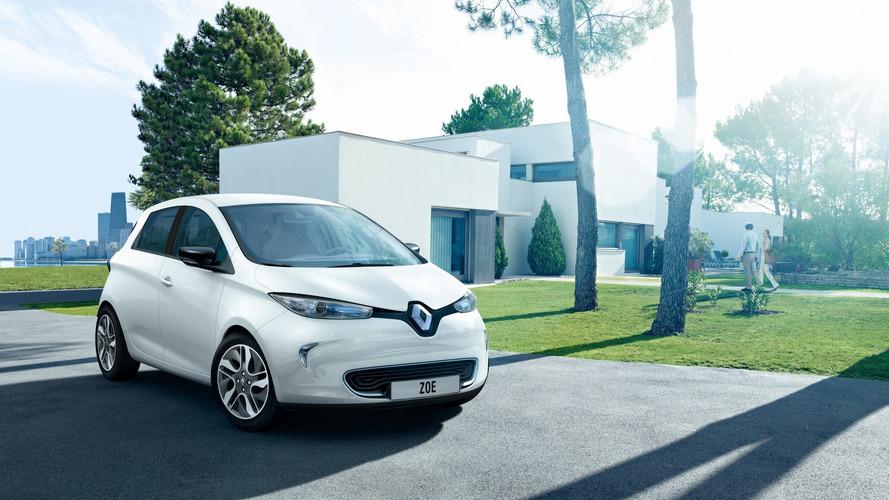 Már júliusban megérkezhet a frissített Renault Zoe