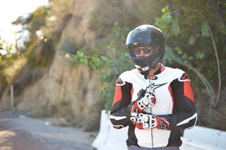 Breaking In Shoei and Alpinestars' Latest Motorcycle Gear: Part 1