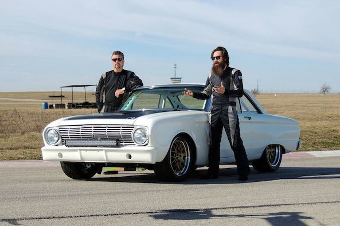 Gas Monkey Garage Headed to Pikes Peak in 500-HP Custom Ford Falcon