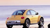 2000 Volkswagen Beetle Dune concept