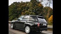 Range Rover AR9 Spirit, aggressività a prima vista