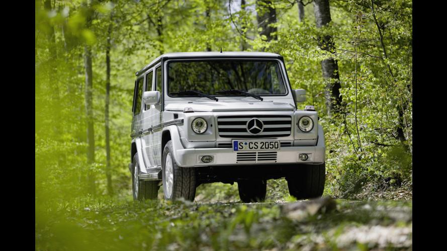 Mercedes Classe G 2009