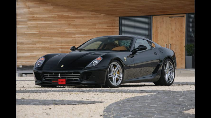 Novitec Rosso: 808 CV per la Ferrari 599 GTB