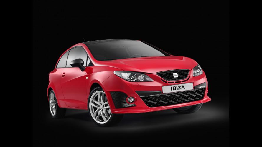 La nuova Seat Ibiza Cupra