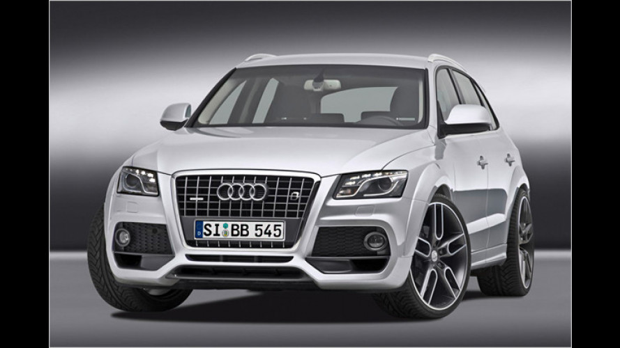 Stufenpower für den Audi Q5: B&B tunt das SUV