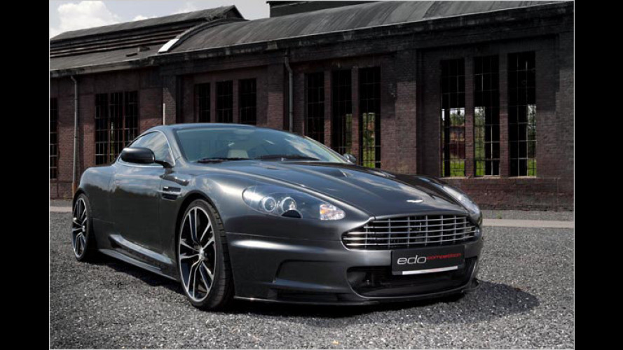Aus DB9 wird DBS: Tuner wandelte Aston-Martin-Modell um