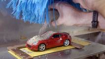Nissan Mini Car Wash