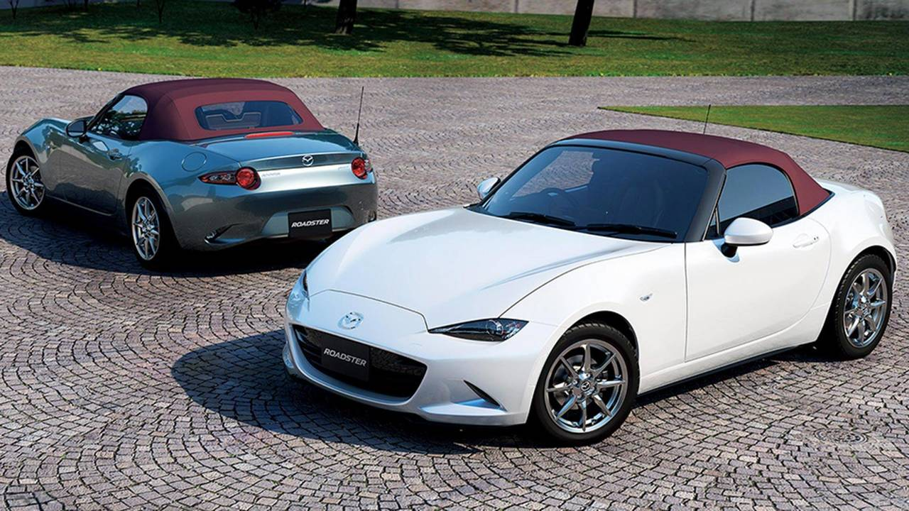 Mazda MX-5 Miata Custom Style