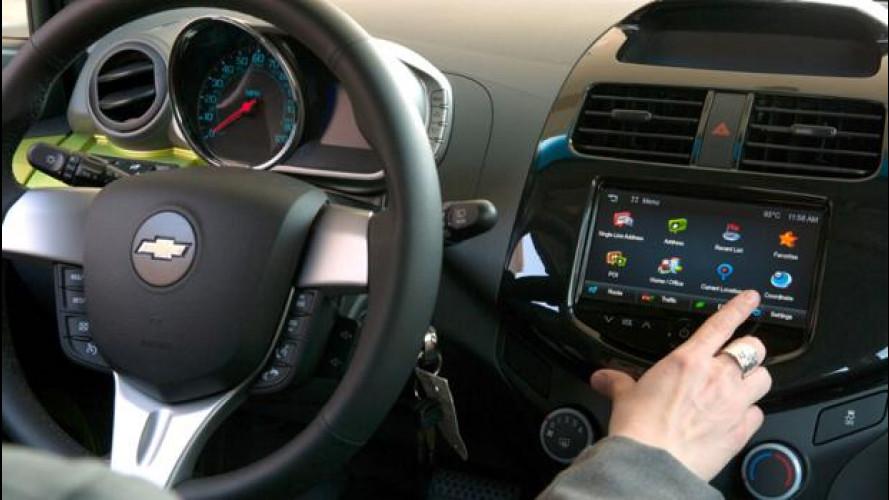CES 2013: TuneIn, la radio globale approda su Chevrolet MyLink