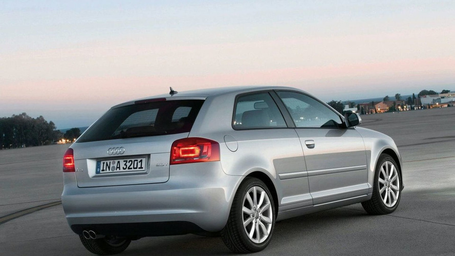 2009 Audi A3 Facelift Revealed