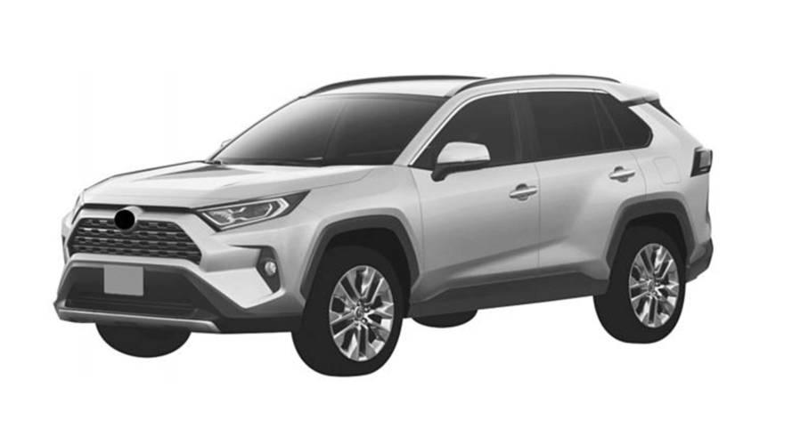 Toyota RAV4 2019 - INPI