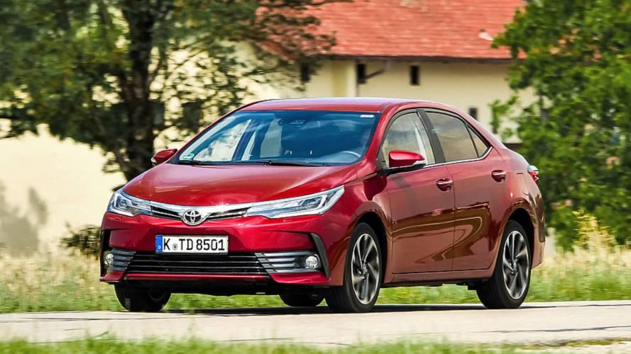 Test: Toyota Corolla (2018)