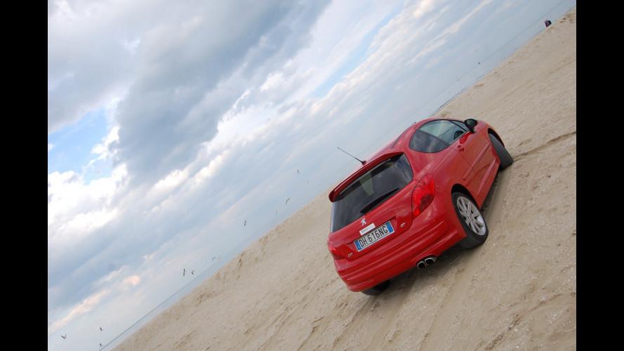 Peugeot 207 1.6 16V GTi