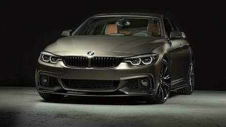 BMW 440i Gran Coupe'ye M Performance parçaları
