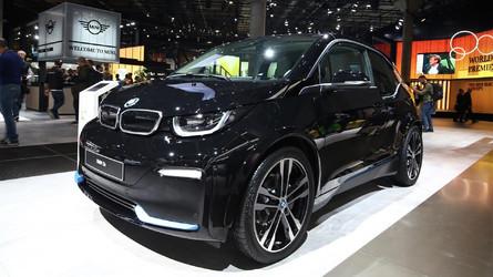 BMW i3s, Frankfurt'a sportiflik ve elektrik parolasıyla geldi
