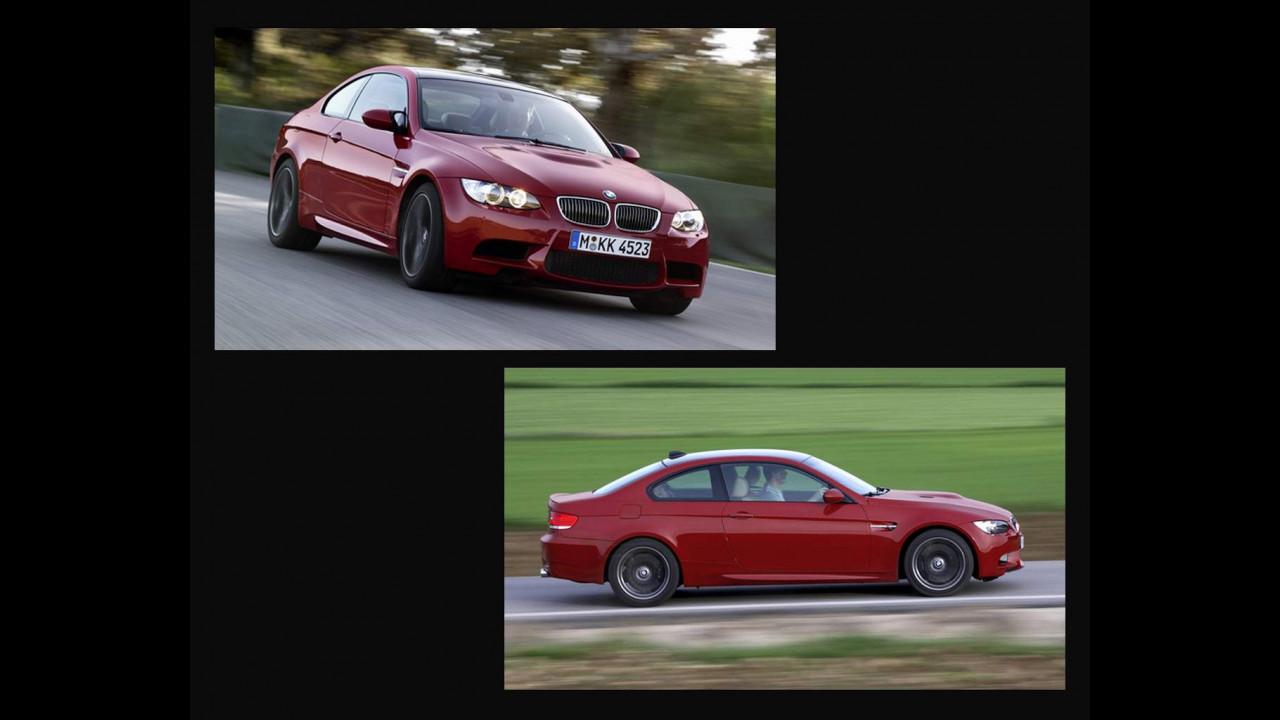 Nuova BMW M3 preview