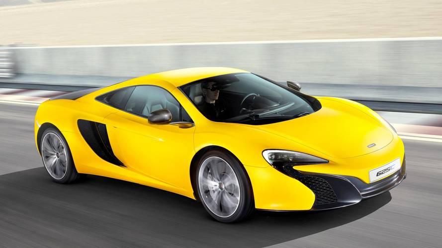 McLaren 625C