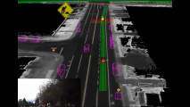 La Google Car che che si guida da sé