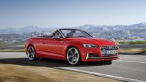 Nuova Audi S5 Cabriolet