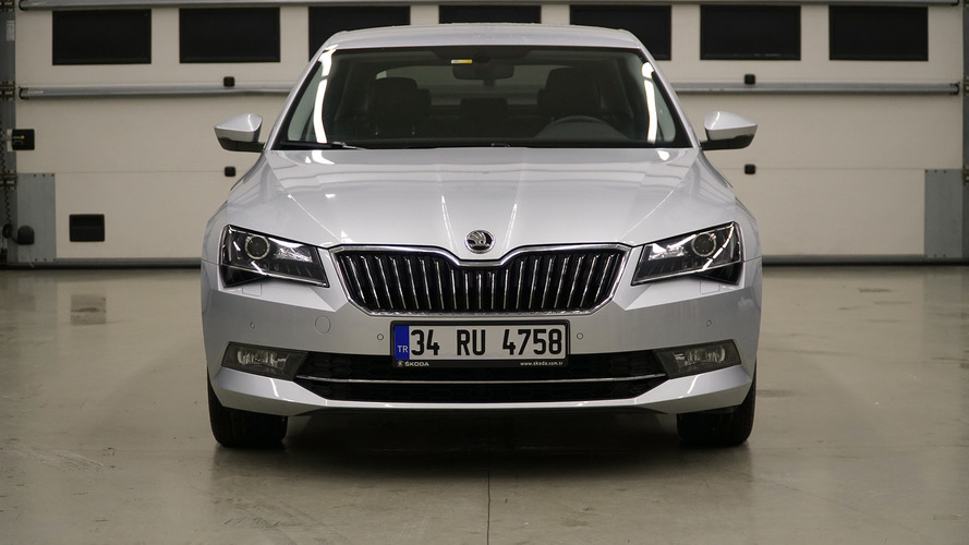 2016 Skoda Superb İnceleme