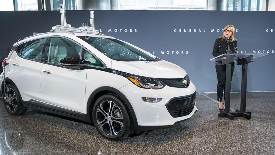 General Motors, otonom Bolt üretecek