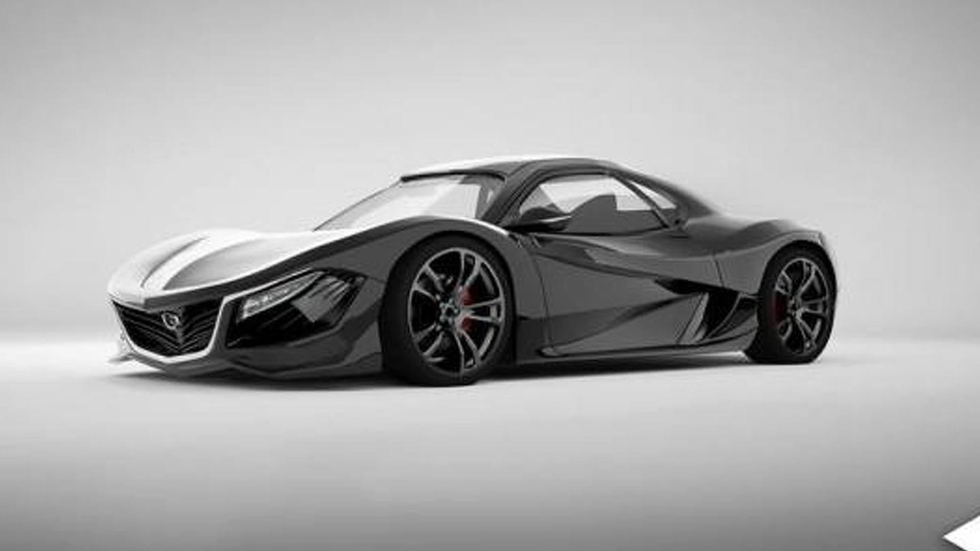 Rotary Powered 450 Bhp Mazda RX 9 Concept Allegedly Coming In 2017,  Production Due In 2020