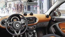 2015 Smart ForFour leaked official image