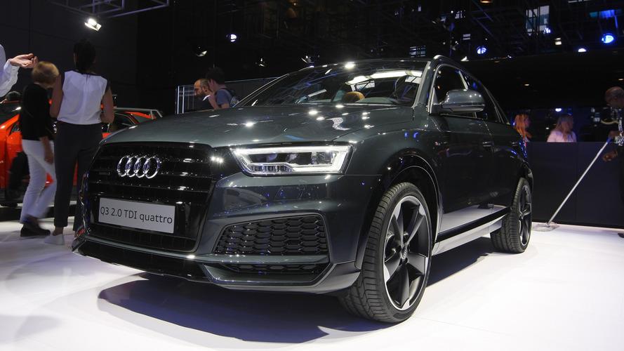 Audi Q3 - Découvrez nos photos de la version restylée !