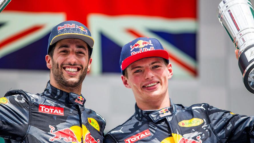 F1 - L'arrivée de Verstappen a aidé Ricciardo à élever son niveau