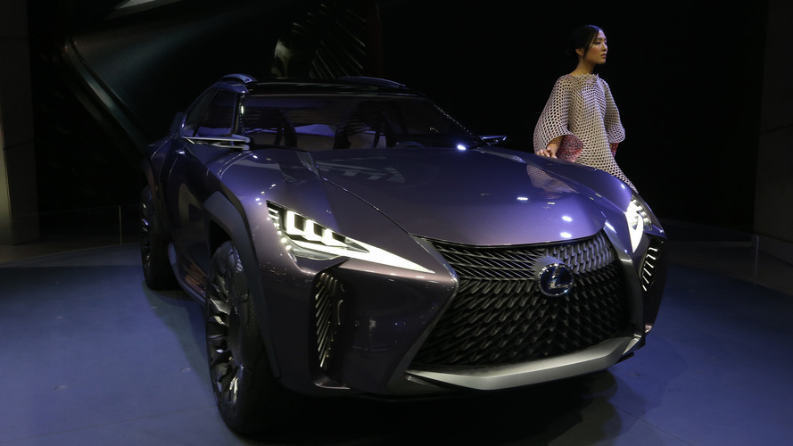 Concept Lexus UX Mondial de l'Automobile