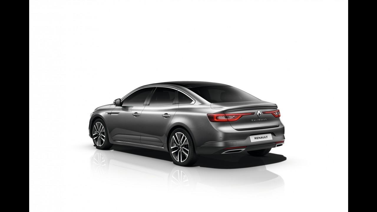 Renault Talisman satışa sunuldu